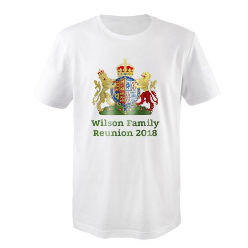 Family Shield for Family Reunion T-Shirt