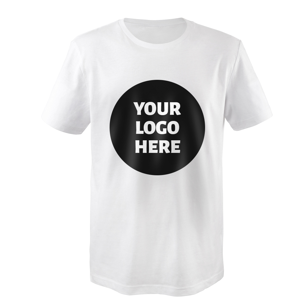 Personalized Logo T-shirt for Trade Show
